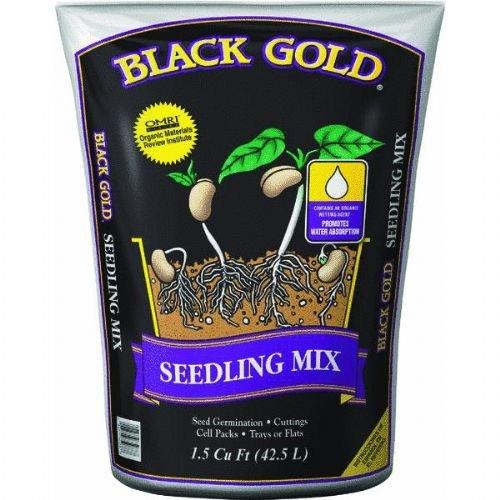 - Black Gold Seedling Mix 1.5 Cu. Ft.