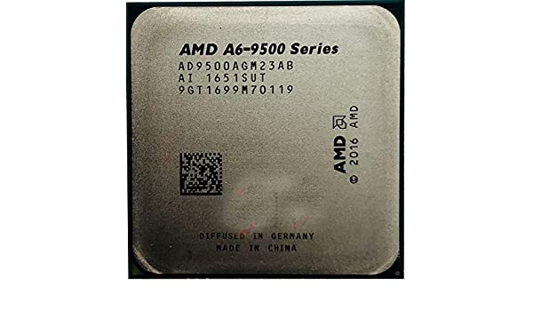 OEM VER. with Thermal Compound Bundle AD33000JZ22GX AMD A4-3300 APU with AMD Radeon 6410 HD Graphics 2.5GHz Socket FM1 65W Dual-Core Processor