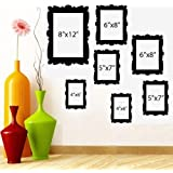 family tree picture frames wall decal 1 8x 10
