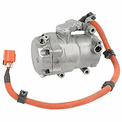 Electric AC A/C Compressor For Toyota Prius 2004 2005 2006 2007 2008 2009 -  BuyAutoParts 60-03043RC Remanufactured