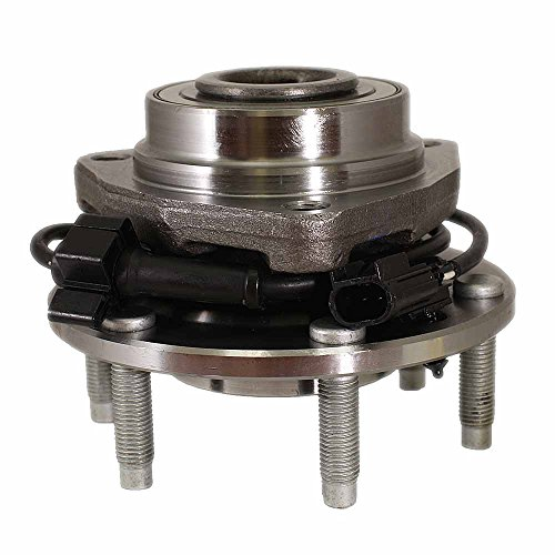 - HU513188 x 1 Brand New Wheel Bearing Hub Assembly Front Left or Right Side (6 Lug with ABS) Fit 04-07 BUICK RAINIER, 03-06 Chevy SSR, 02-09 TRAILBLAZER, 02-09 GMC ENVOY