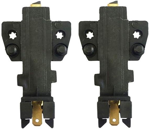 2x Kohlebürsten Motorkohlen 5x13,5x32mm für C00028595 CESET Motor MCA38-52//64