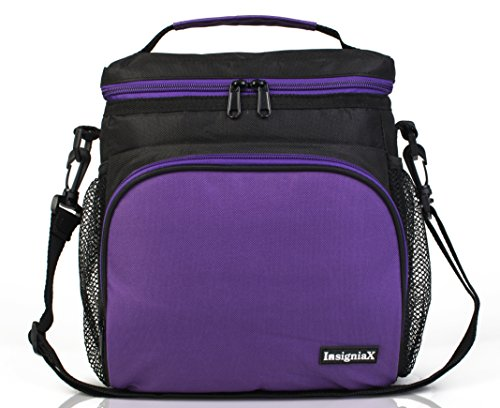 insulated lunch hot bag - 2