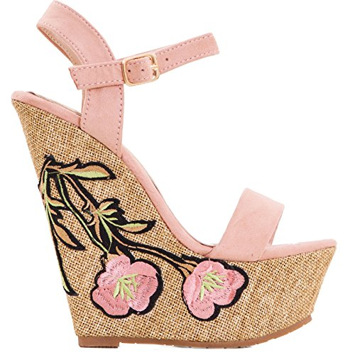 Toocool Femme Rose pour Mules Mules Toocool YX8OnrxY