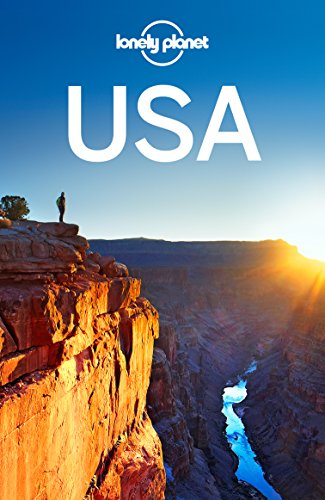 Lonely Planet USA (Travel Guide) cover