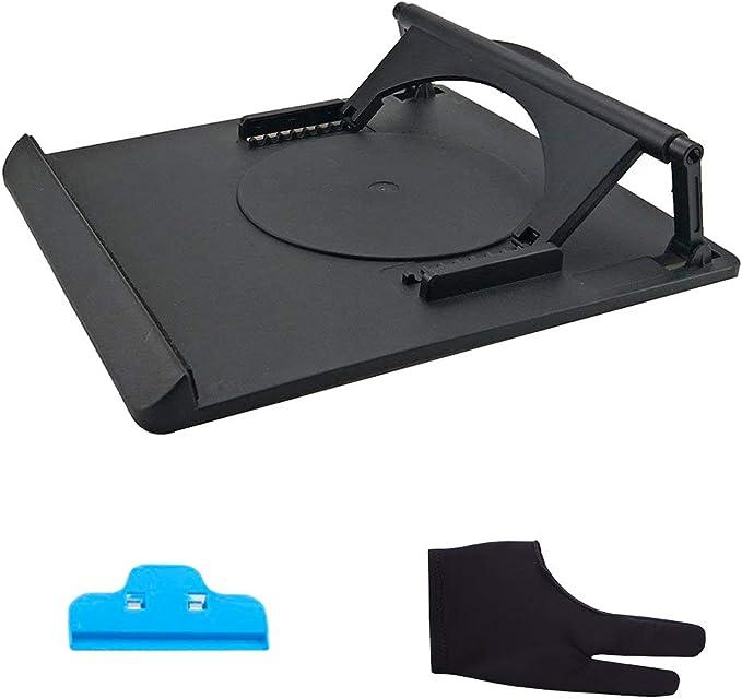 Caja de luz Pad soporte rotación Stander para Huion A2 A3 A4 LB4 L4S mesa de luz: Amazon.es: Juguetes y juegos