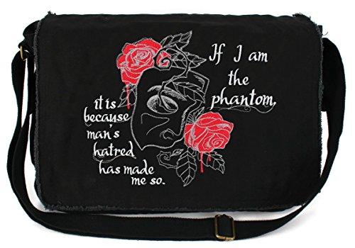 Crochet Messenger Bag Strap - 9