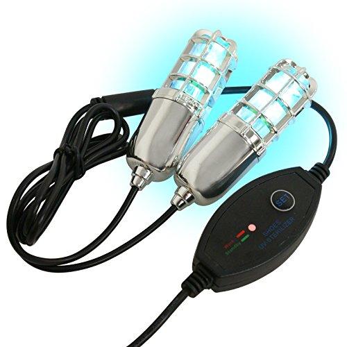 Ultraviolet Sterilizer 100 240V Sanitizer Deodorizer