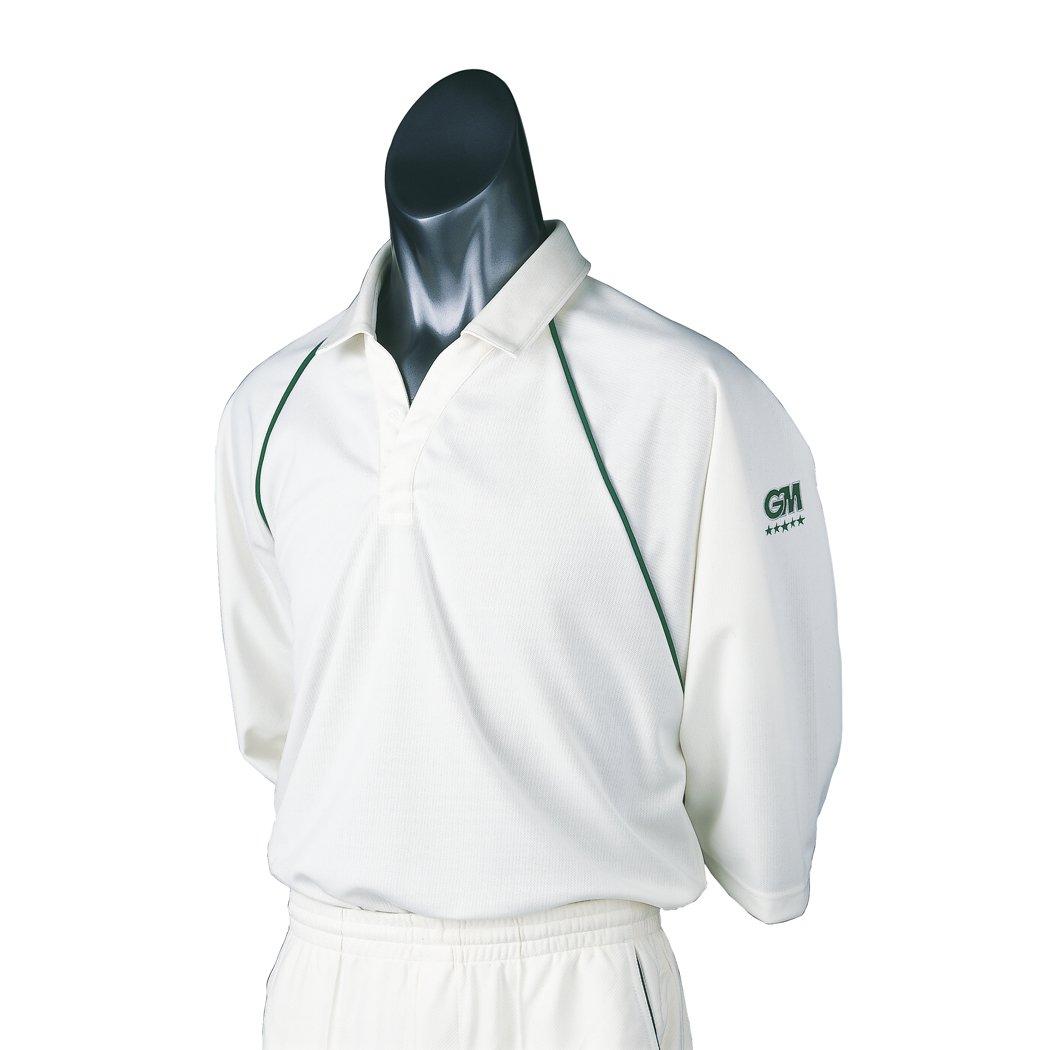 Gunn & Moore Teknik Nsm 3/4 Sleeve Cricket Shirt sportyyii11e-38744