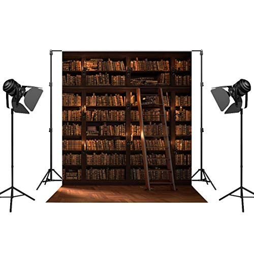 Product DescriptionSize: 5x7ft | Color: BookPackage Note:Background Stands or Lights not includedPackage List:1 x Vinyl Photography Backdrop (folding)About Material: Vinyl1. The backdrop is made of vinyl which cannot be washed in water, but can be wi...