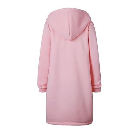 Amazon.com: COSEZIN Women Coat, Women Warm Zipper Open Hoodies Sweatshirt Long Coat Jacket Tops Outwear 2018 (XL, Gray): Garden & Outdoor