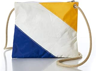 product image for Sea Bags Diagonal Colorblock Slim Cross Body
