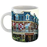 Westlake Art - Ancient Hotel - 11oz Coffee Cup Mug - Modern Picture Photography Artwork Home Office Birthday Gift - 11 Ounce (CDD2-89DC3)