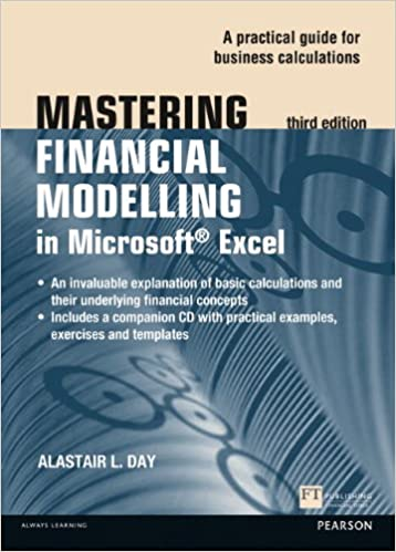 Mastering Financial Modelling in Microsoft Excel 3rd edn: A ...