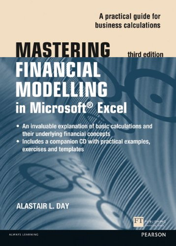 Mastering financial modelling in microsoft excel 3rd edn a mastering financial modelling in microsoft excel 3rd edn a practitioners guide to applied corporate finance the mastering series amazon alastair fandeluxe Image collections