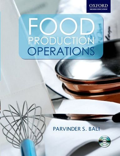 Read Online Food Production Operations pdf
