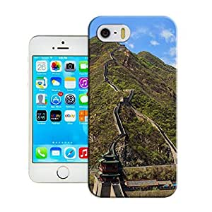 LarryToliver Customizable Great Wall For iphone 5/5s Cases