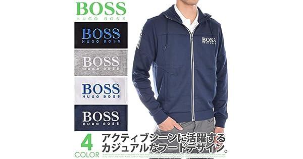 632108cf8 Boss Green Jackets For Men - Black, Black & Blue, S: Amazon.ae