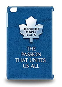 High Quality NHL Toronto Maple Leafs Logo Skin 3D PC Case Cover Specially Designed For Ipad Mini/mini 2 ( Custom Picture iPhone 6, iPhone 6 PLUS, iPhone 5, iPhone 5S, iPhone 5C, iPhone 4, iPhone 4S,Galaxy S6,Galaxy S5,Galaxy S4,Galaxy S3,Note 3,iPad Mini-Mini 2,iPad Air )