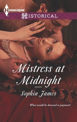 Mistress at Midnight (Men of Danger Book 2)