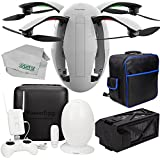 PowerVision PowerEgg Drone with 360 Panoramic 4K HD Camera and 3-axis Gimbal with Maestro Backpack Starters Bundle