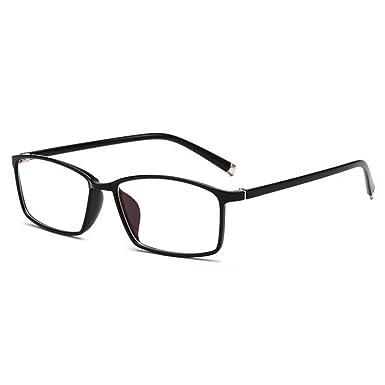 Deylaying TR90 Poids léger Anti-UV Myopie Des lunettes Petite vue Des lunettes  Myope Eyewear -1.0~-6.0 avec Des lunettes Boîte (Ces sont pas lunettes de  ... 445ecfef8d3