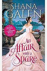An Affair with a Spare (The Survivors Book 3) Kindle Edition