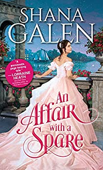 An Affair with a Spare (The Survivors Book 3) by [Galen, Shana]
