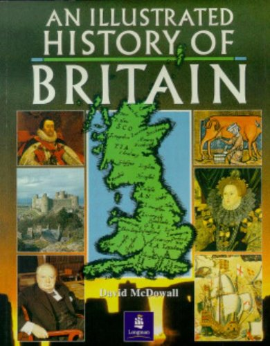 An Illustrated History of Britain (Background Books)
