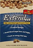 ExtendSnacks ExtendBar Peanut Delight -- 1 Box Each / Pack of 4