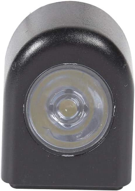 Matefielduk Luz para M365,Luz Delantera para Xiaomi M365 Patinete Eléctrico LED de ABS Accesorios para Xiaomi M365 M365 Pro(40x30x25mm)