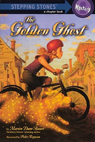 book cover of The Golden Ghost