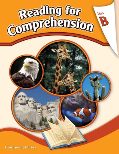 Reading Comprehension Workbook: Reading for Comprehension, Level B - 2nd Grade (Math Common Core Sample Questions Grade 8)