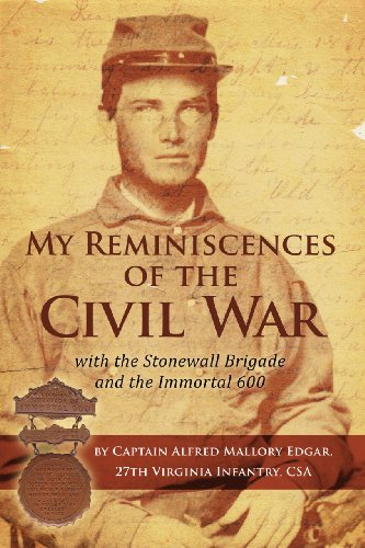 My Reminiscences of the Civil War (Alfred Publishing Star)