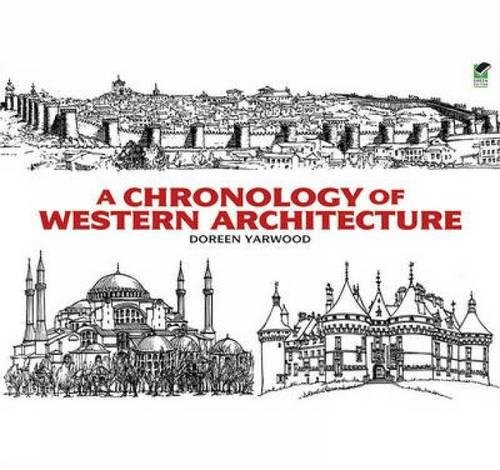 A Chronology of Western Architecture (Dover Architecture)