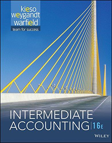 Intermediate Accounting W/Wileyplus