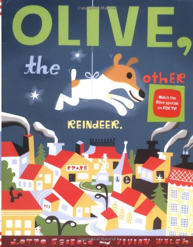 - Olive, the Other Reindeer