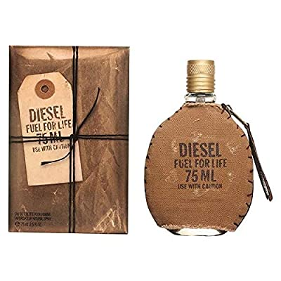 Diesel Diesel Fuel For Life EDT Perfume For Men