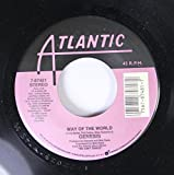 Hold On My Heart/Way Of The World (NM 45 rpm)