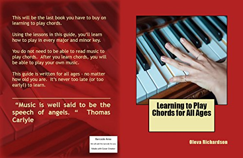 Learning To Play Chords For All Ages Oleva Richardson