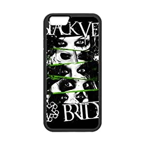 Black Veil Brides Solid Rubber Customized Cover Case for iPhone 6 plus 5.5
