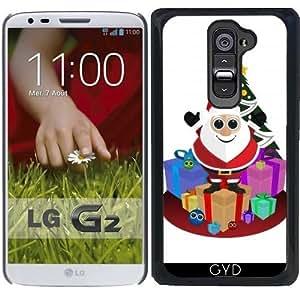 Funda para LG G2 - Papá Noel - Navidad by Adamzworld