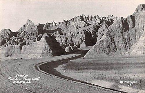 Badlands Postcard - 6