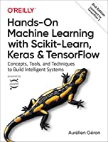 Hands-On Machine Learning with Scikit-Learn, Keras, and TensorFlow, 2nd Edition Front Cover