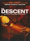 The Descent Walmart Exclusive Bonus DVD