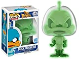 Funko Pop! Animation #127 Duck Dodgers Green Gamma Glow