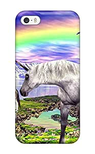 Hot unicorn horse magical animalyi Anime Pop Culture Hard Plastic iPhone 5/5s cases