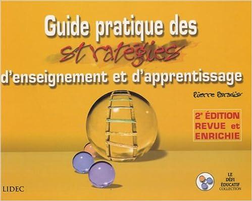 Livre gratuits Guide pratique des stratégies d'enseignement et d'apprentissage pdf, epub