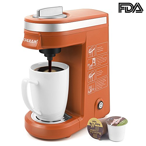 Chulux Single Serve Coffee Machine for K-Cups: A Detailed Review