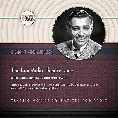 Lux radio theatre amazing characters.